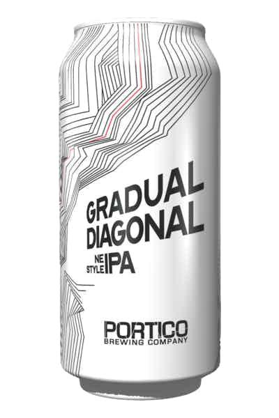 Portico Gradual Diagonal