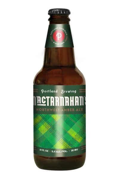 Portland Brewing MacTarnahan's Northwest Amber Ale