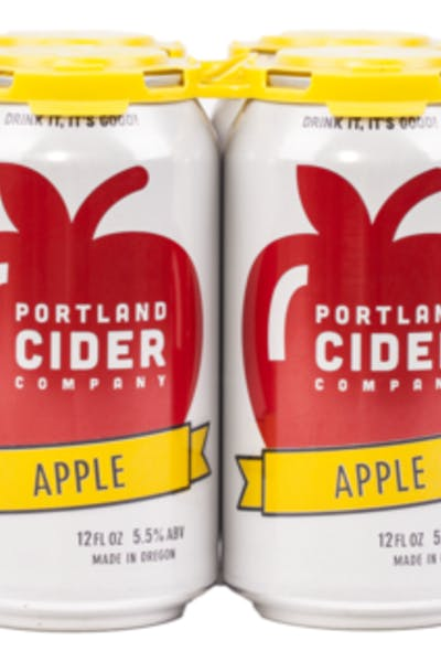 Portland Cider Apple