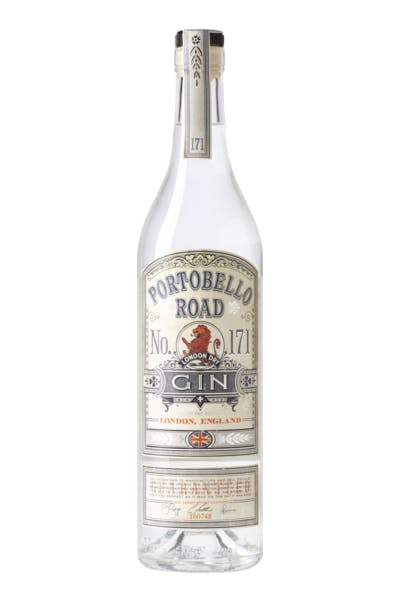 Portobello Road London Dry Gin No. 171