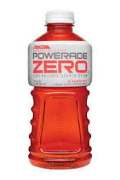 Powerade Zero Strawberry