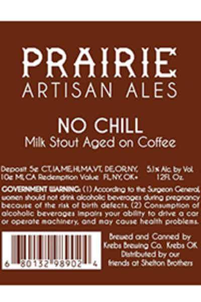 Prairie Artisan Ales No Chill Milk Stout