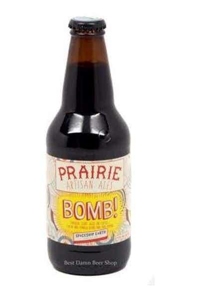 Prairie Lmt 1 Barrel Aged Bomb