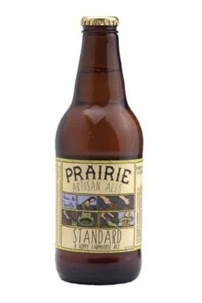 Prairie Standard Farmhouse Ale