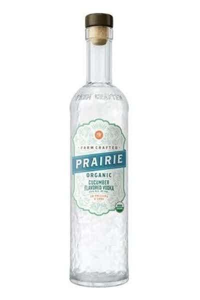 Prairie Vodka Cucumber