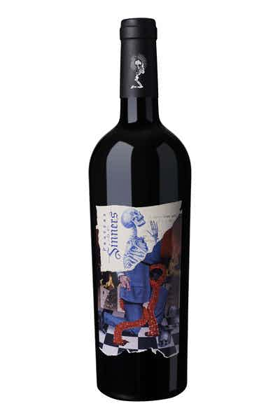 Prayers of Sinners Red Blend
