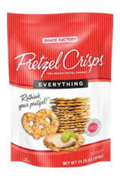 Pretzel Crisps Everything