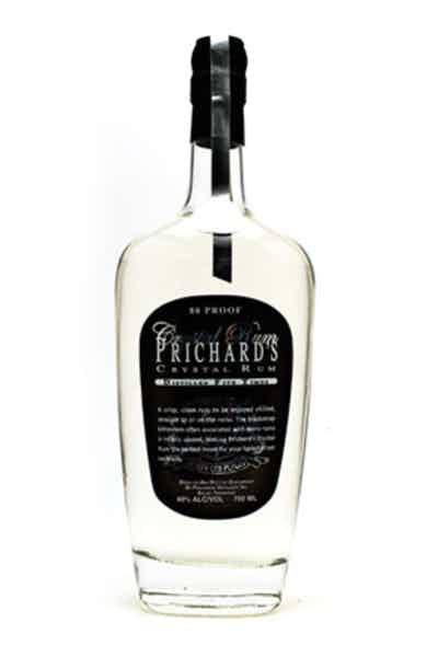 Prichards Crystal Rum