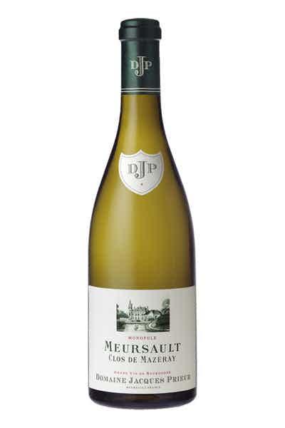 Prieur Meursault Mazeray Blanc Single Vineyard 2011
