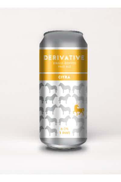 Proclamation Ale Derivative: Citra