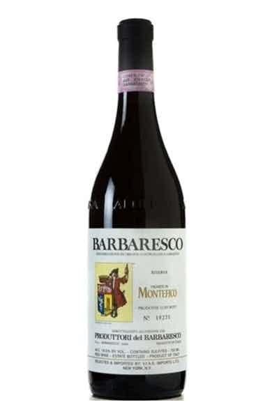 Produttori del Barbaresco Barbaresco Montefico
