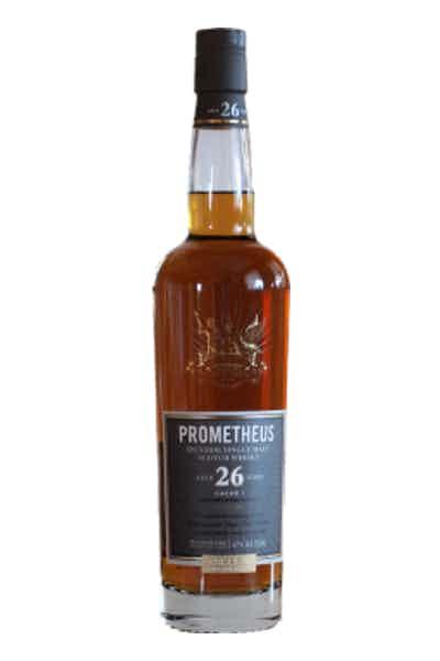 Prometheus 26 Year