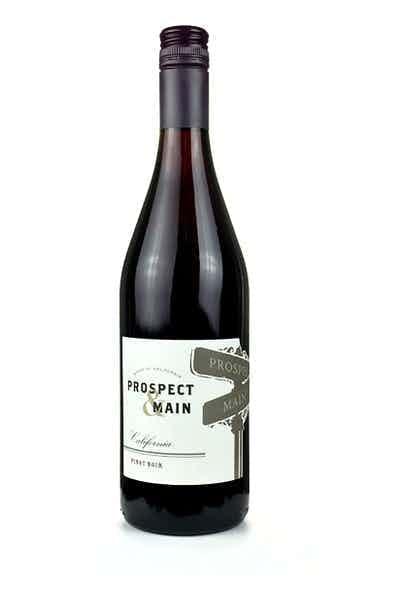 Prospect & Main Pinot Noir