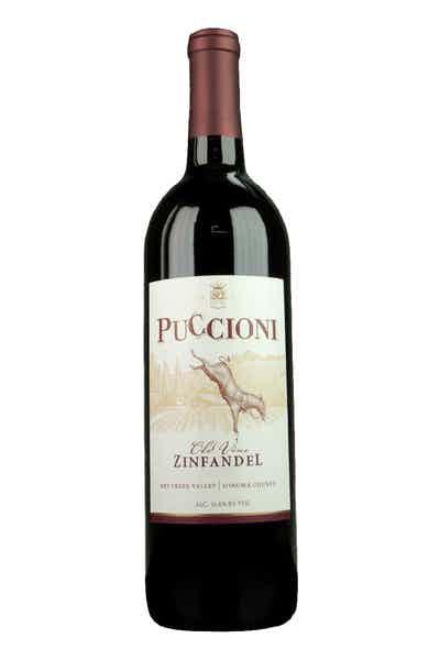 Puccioni Zin Old Vine Dry Creek