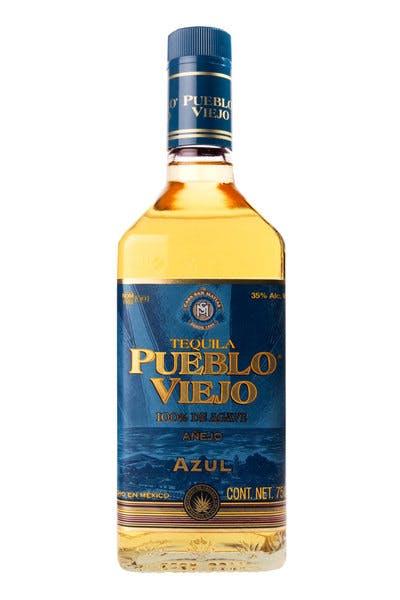 Pueblo Viejo Anejo Tequila