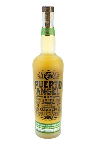 Puerto Angel Anejo Rum