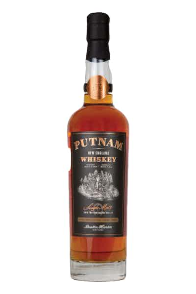 Putnam New England Single Malt Whiskey