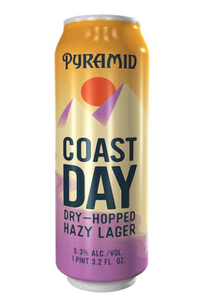 Pyramid Coast Day