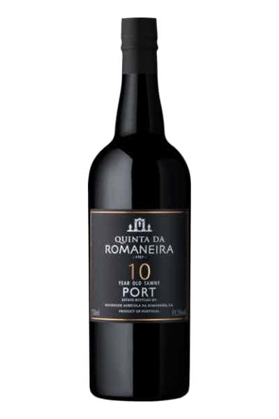 Quinta De Romaneira 10 Year Tawny Port