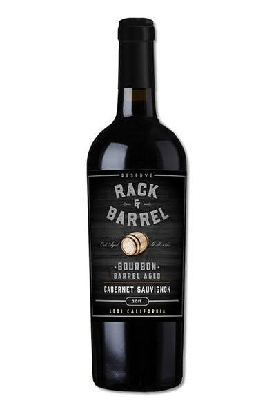 Rack & Barrel Bourbon Barrel Aged Cabernet Sauvignon