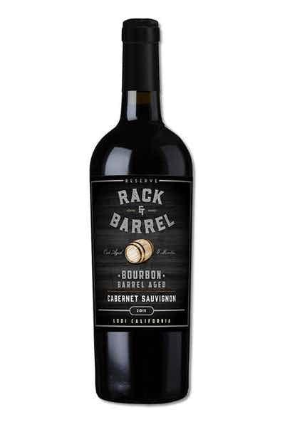 Rack & Barrel Bourbon Barrel Aged Cabernet Sauvignon