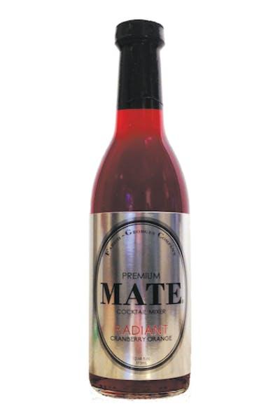 Mate Radiant Cranberry Orange