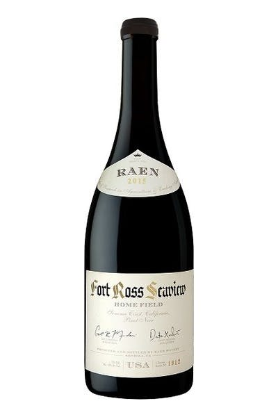 Raen Fort Ross Seaview Home Field Pinot Noir