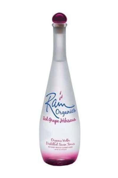 Rain Red Grape Hibiscus Vodka