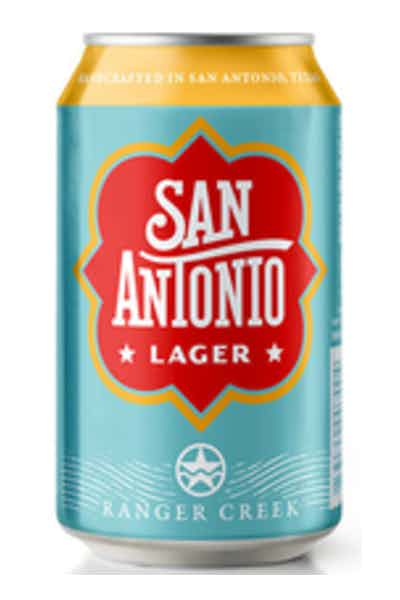 Ranger Creek San Antonio Lager