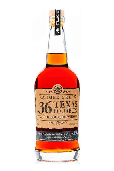 Ranger Creek .36 Texas Straight Bourbon