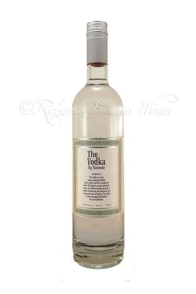 Ransom Vodka