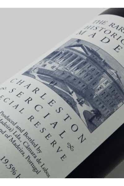 Rare Wine Company Historic Series Charleston Sercial Madeira