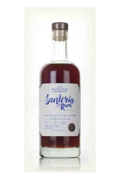 Rational Spirits Santeria Rum