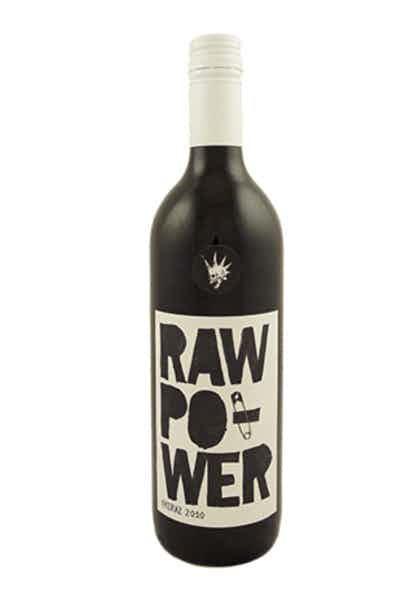 Raw Power Shiraz
