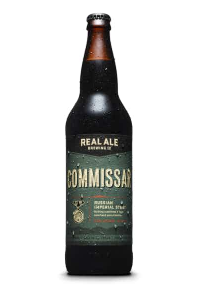 Real Ale Commissar Russian Imperial Stout