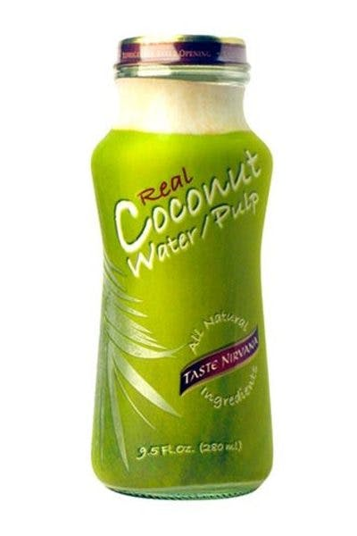 Real Coconut Water With Pulp