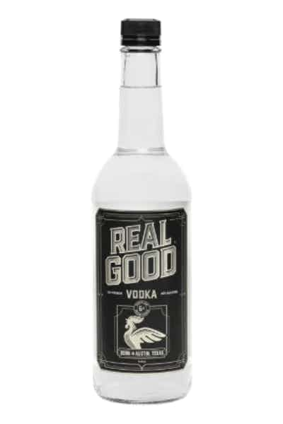 Real Good Vodka