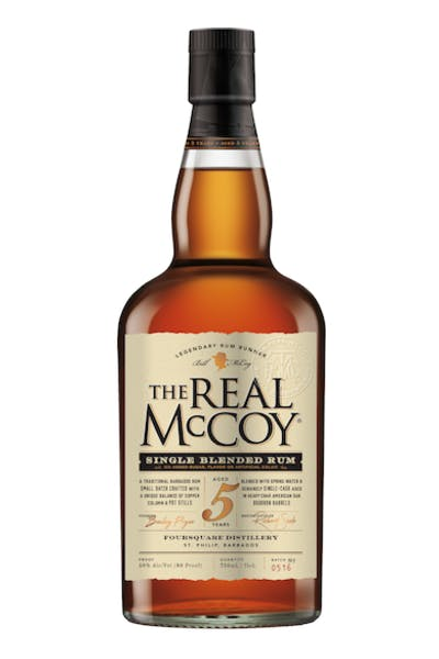 Real McCoy Rum 5 Year