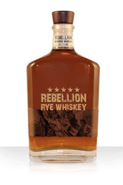 Rebellion Rye Whiskey