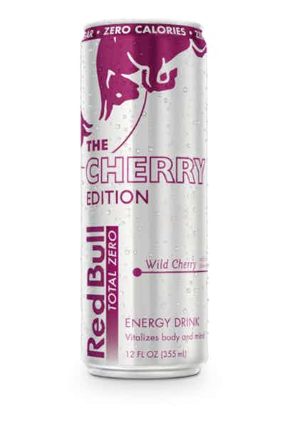 Red Bull Cherry Edition | Wild Cherry