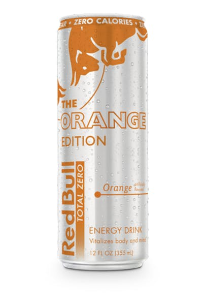 Red Bull Orange Edition | Orange