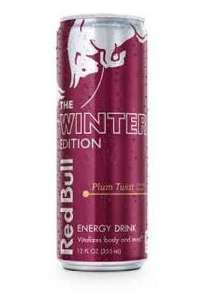 Red Bull Winter Edition   Plum Twist