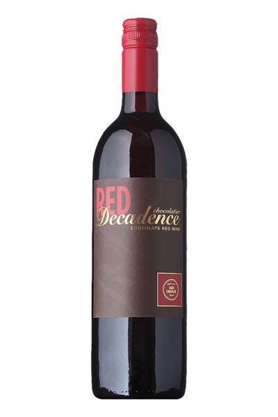 Red Decadence Chocolate Wine