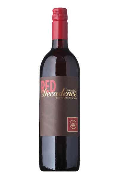 Red Decadence Chocolate Wine