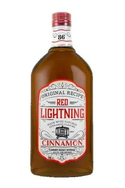 Red Lightning Cinnamon Whiskey