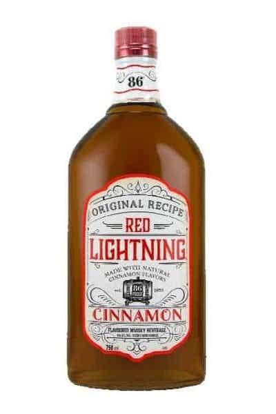Red Lightning Cinnamon Whiskey