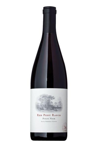 Red Pony Ranch Pinot Noir Santa Barbara