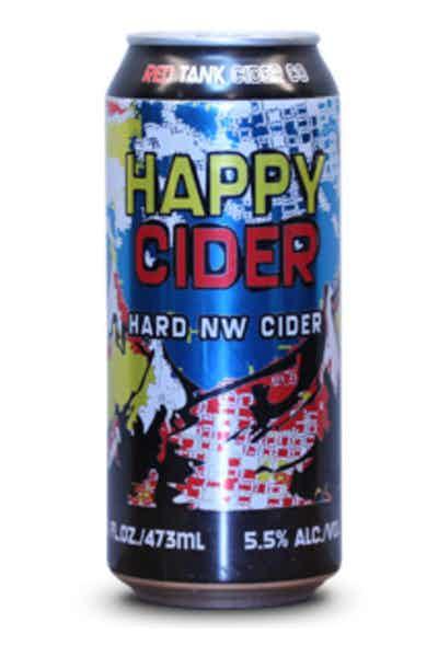 Red Tank Happy Cider