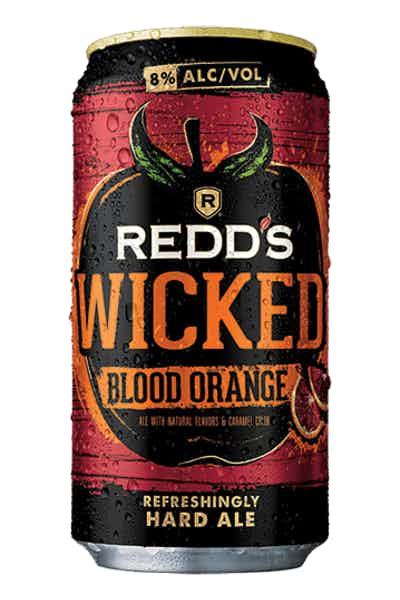 Redd's Wicked Blood Orange