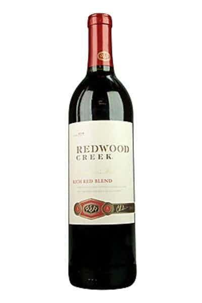 Redwood Creek Rich Red Blend